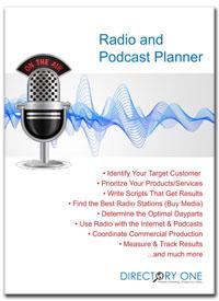 Houston Radio Commercials and Podcasts Production Company